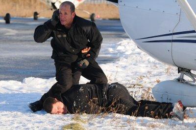 Eyal Yanilov - demo in the snow