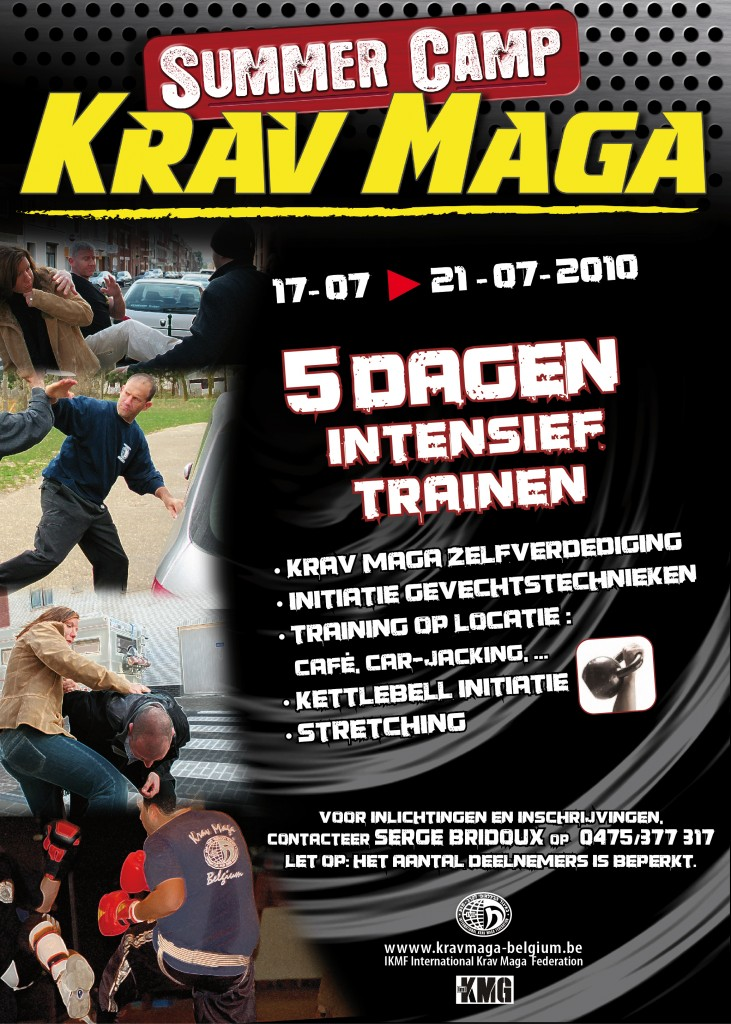 Krav Maga Summer Camp 2010