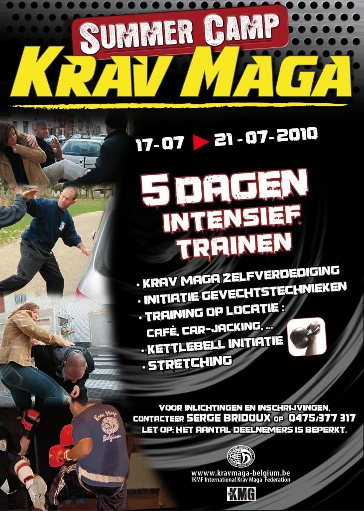 Krav Maga Summer Camp 2010