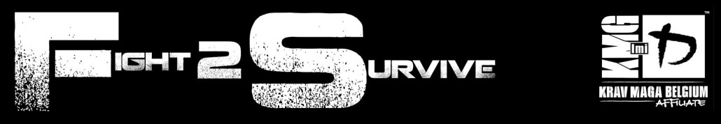 Fight2Survive - KMG Krav Maga Vlaanderen